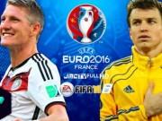 Bóng đá - Đức – Ukraine: Bộ mặt nào của nhà vô địch thế giới
