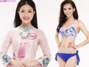 """Thời trang - Thí sinh trẻ nhất, """"chinh chiến"""" nhiều nhất ở Hoa hậu VN"""