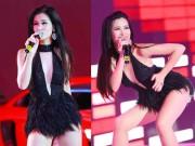 Ca nhạc - MTV - Đông Nhi ngày càng trình diễn táo bạo