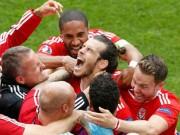 Bóng đá - Xứ Wales & Euro: Khi lịch sử chọn Bale