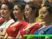 Bạn trẻ - Cuộc sống - Cô gái đứng sau dàn hot girl Euro 2016 là ai?