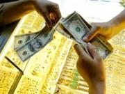 Tài chính - Bất động sản - Đầu tuần, vàng và USD cùng ổn định