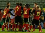 """Bóng đá - Bỉ - Italia: """"Quỷ đỏ"""" ra oai"""