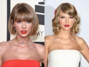 Kiểu tóc của Taylor Swift thời thượng nhất Hollywood