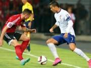 Bóng đá - Euro 2016: Ronaldo bị gọi là diễn viên đại tài