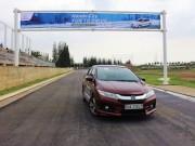 Trải nghiệm niềm vui cầm lái (Fun-to-Drive) cùng Honda City!