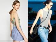 Bodysuit: Không cần đắt tiền vẫn mặc đẹp!