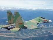 Tin tức trong ngày - Su-30 gặp sự cố trên biển: Phát hiện vết dầu loang