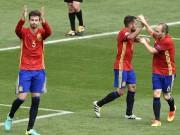 Bóng đá - ĐT Tây Ban Nha: Vẫn phảng phất chất Barca