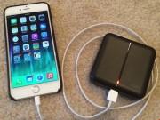 Công nghệ thông tin - 5 suy nghĩ sai lầm khi sạc pin cho smartphone