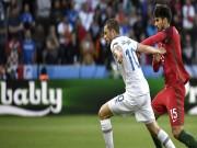 Bóng đá - Bồ Đào Nha - Iceland: Cái giá của phút lơ là