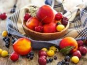 Sức khỏe đời sống - 5 loại trái cây tốt nhất cho sức khỏe trong mùa mưa
