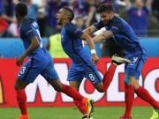 Bóng đá - Pháp – Albania: Ngư ông đắc lợi