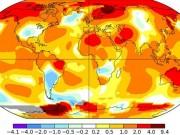 Thế giới - Tháng 5 nóng nhất lịch sử địa cầu