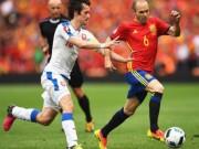 """Bóng đá - Từ Modric đến Iniesta: """"Bé hạt tiêu"""" rực sáng ở Euro"""