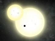 """Thế giới - Phát hiện hành tinh """"khủng"""" có 2 mặt trời"""
