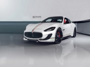 Maserati GranTurismo S độ đậm phong cách Ý