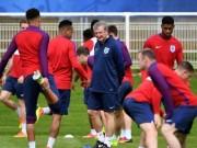 Bóng đá - Tin nhanh Euro 15/6: Anh không xứng là đội hạng A