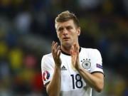Bóng đá - Tin HOT tối 15/6: Kroos bằng Pogba cộng 120 triệu euro
