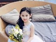 Phim - Con gái Minh Tiệp ngày càng xinh đẹp giống mẹ