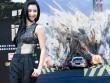 Trương Bá Chi ăn mặc sexy ra mắt phim bom tấn