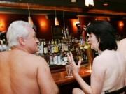 Du lịch - Nhà hàng khoả thân tại Nhật cấm khách béo phì, xăm trổ
