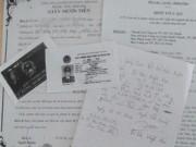 An ninh Xã hội - Vợ một công an gán thẻ giả của chồng vay tiền tỉ