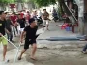 Video An ninh - Truy nã kẻ chủ mưu vụ 50 côn đồ truy sát ở Phú Thọ