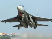 Tin tức trong ngày - Trục vớt vật thể nghi là trục lốp trước của Su-30MK2