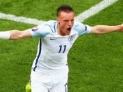 Bóng đá - Sau trận Anh - Xứ Wales: Vardy tỏa sáng nhờ thuốc lá