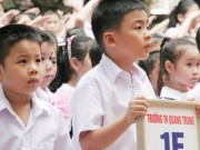 Giáo dục - du học - Ngày đầu tuyển sinh trực tuyến vào lớp 1: Nhiều trường trắng hồ sơ