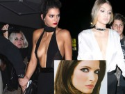 Thời trang - Kendall Jenner cay cú vì bị đàn chị chê bai thô thiển