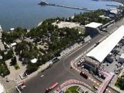 Thể thao - F1, Azerbaijan GP 2016: Tổng tấn công kẻ thống trị