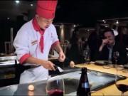 Bạn trẻ - Cuộc sống - Clip: Chàng đầu bếp vui tính nhất quả đất