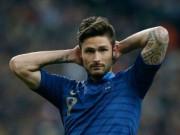 """Bóng đá - Tin nhanh Euro 17/6: Sao Pháp tán """"nhầm"""" bồ bạn"""