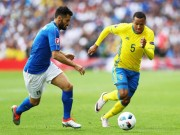 Bóng đá Ý - Chi tiết Italia - Thụy Điển: Quá muộn để cứu vãn (KT)