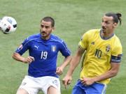Bóng đá - Italia - Thụy Điển: Người hùng phút 88