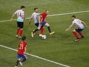 Bóng đá - ĐT Tây Ban Nha tái hiện tiki-taka trứ danh