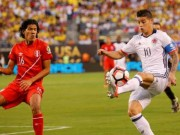 """Bóng đá - Peru – Colombia: """"Đấu súng"""" cân não"""