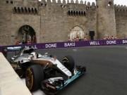 Thể thao - F1, Chạy thử Azerbaijan GP: Bỡ ngỡ lần đầu tiên