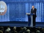 Thế giới - Tổng thống Putin thừa nhận Mỹ là siêu cường duy nhất