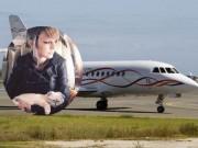 Ca nhạc - MTV - Khám phá hai chiếc phi cơ siêu sang của Taylor Swift