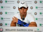 Thể thao - Nadal: Lỡ Wimbledon, mơ Vàng Olympic