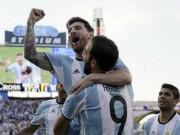 Bóng đá - Chi tiết Argentina - Venezuela: 1 phút 2 bàn thắng (KT)