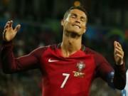 Bóng đá - Mất điểm, HLV Bồ Đào Nha không muốn nhắc đến Ronaldo