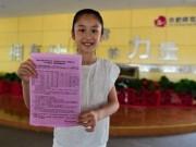 Giáo dục - du học - TQ: Bé gái 12 tuổi trở thành sinh viên trước khi tốt nghiệp tiểu học