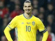 Bóng đá - Giải mã nụ cười Ibrahimovic dù đội nhà thua Ý