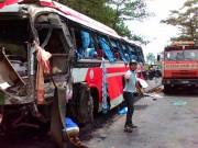 Tin tức trong ngày - Tai nạn thảm khốc trên đèo Prenn, ít nhất 7 người chết