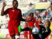 Bóng đá - Sôi động V-League 19/6: Vỡ òa Cẩm Phả