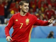 Bóng đá - Tin nhanh Euro 19/6: Morata, Lukaku trong đội hình hay nhất lượt 2